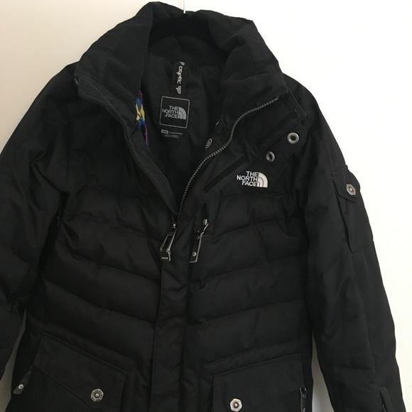 390669e03 North Face Cryptic RECCO 600 Down Ski/Board Jacket